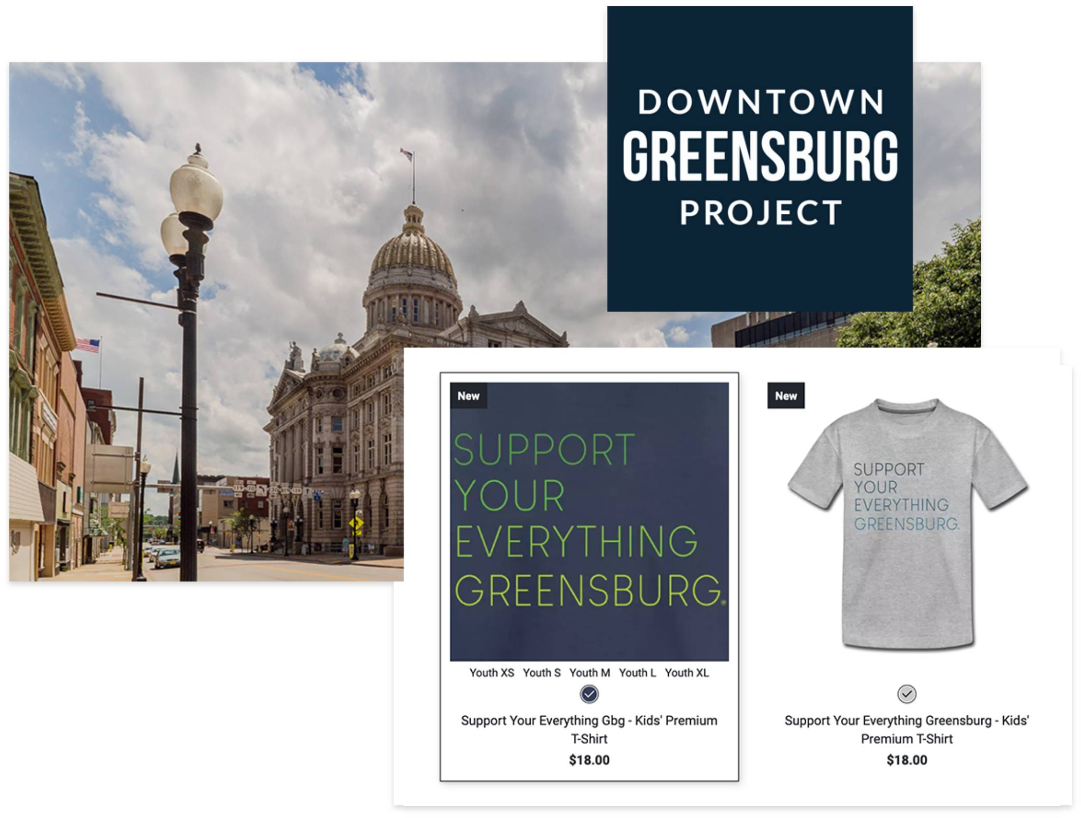 Downtown Greensburg Project