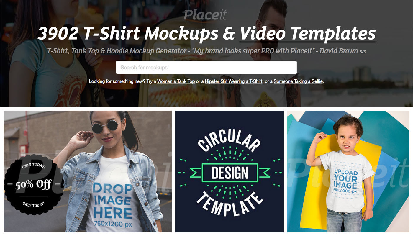 Einfach und günstig: Erstelle Promo-Material für Facebook mit Placeit