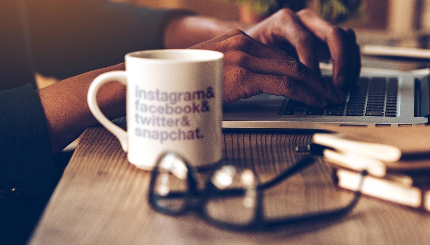 Social-Media-Vernetzung leichtgemacht