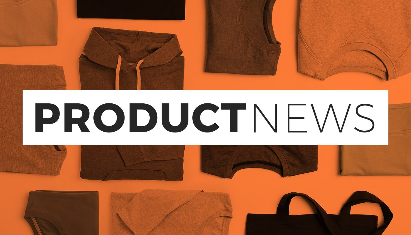 Product News for May 2018
