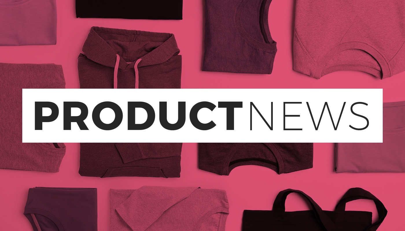 Product News for July 2018