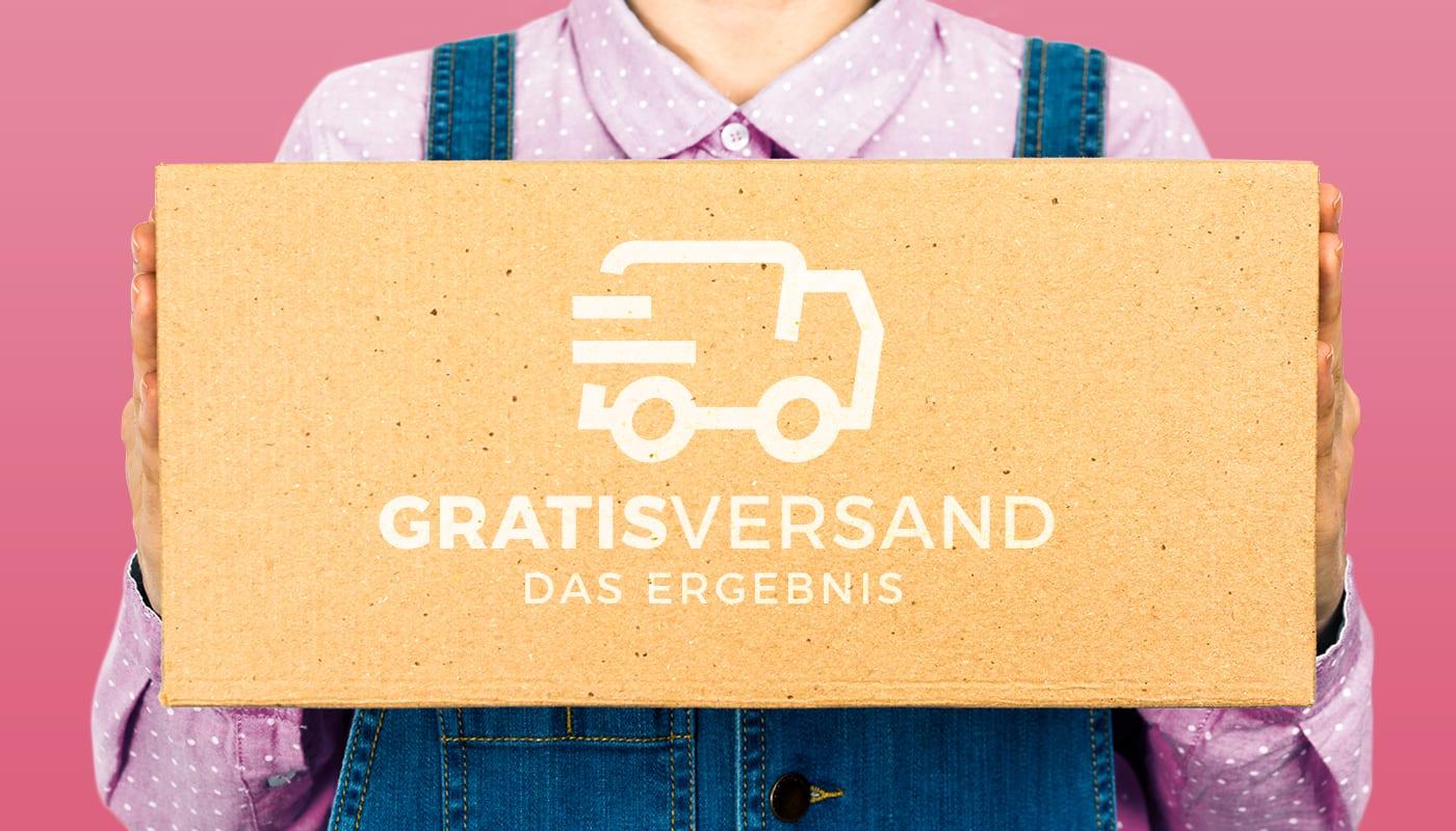 Auf dem Prüfstand: Ist kostenloser Versand ein Anreiz für Shop-Kunden?
