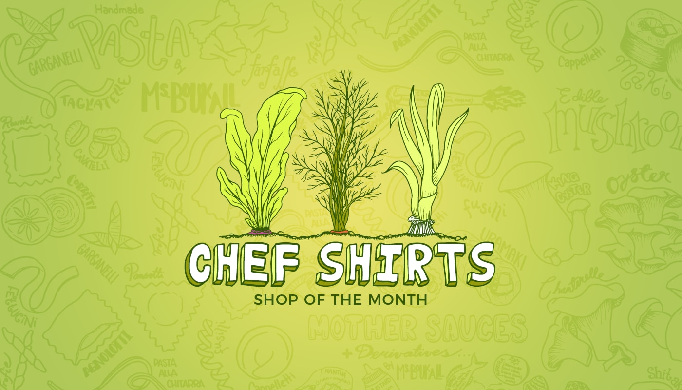 Shop of the Month: Chef Shirts
