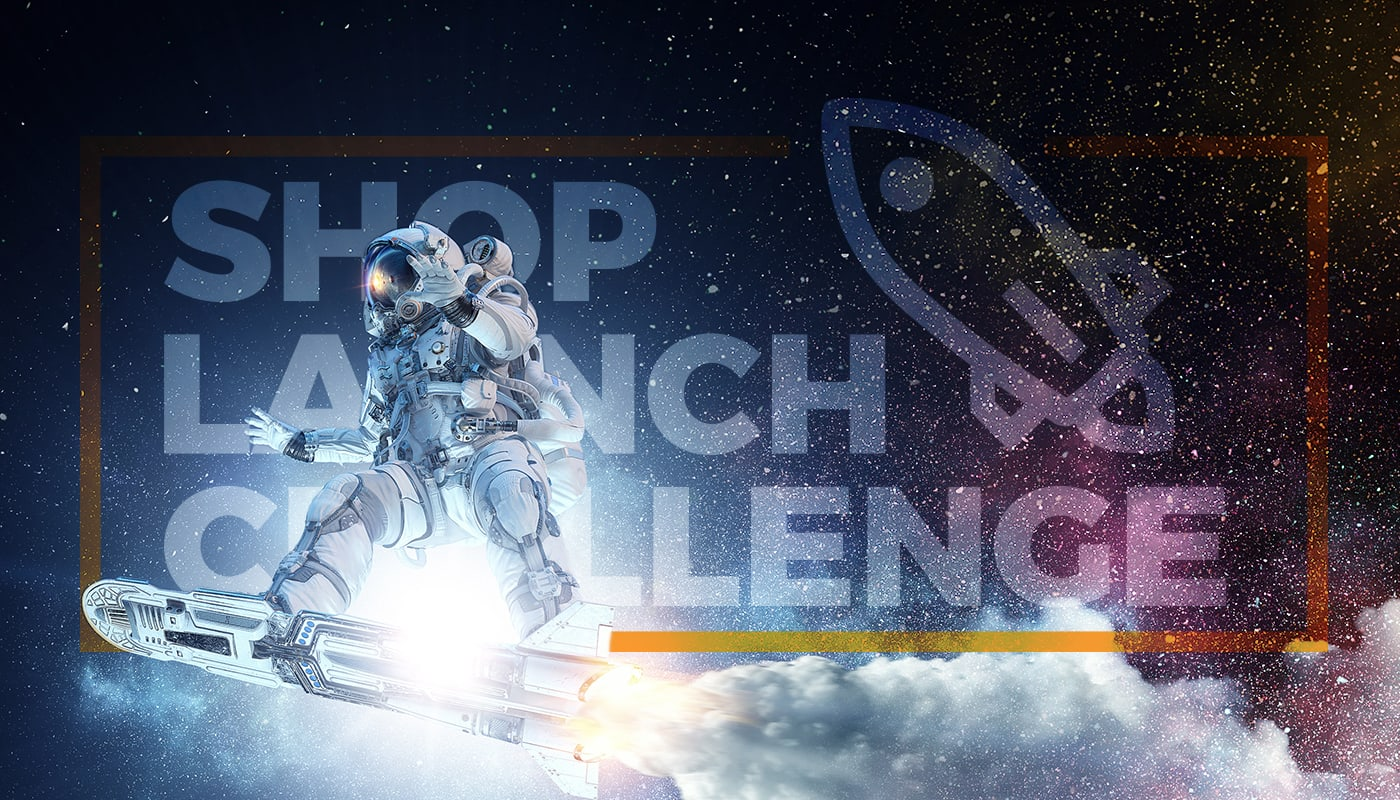 Launch Your Shop and Win!