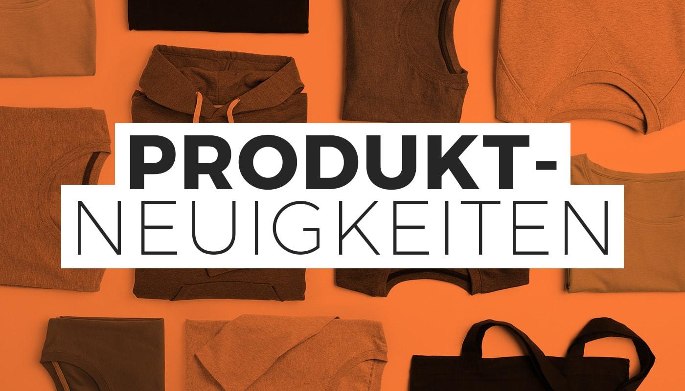 Produktneuigkeiten für Mai 2019