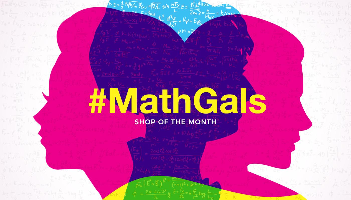 Shop of the Month June 2019 – MathGals