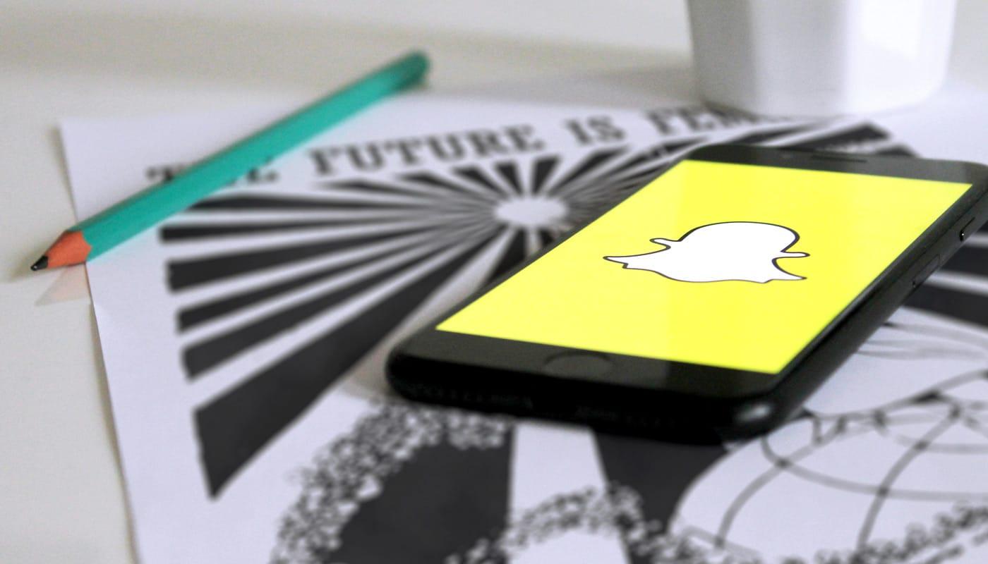 5 Wege für die Promotion Deiner Designs mit Snapchat