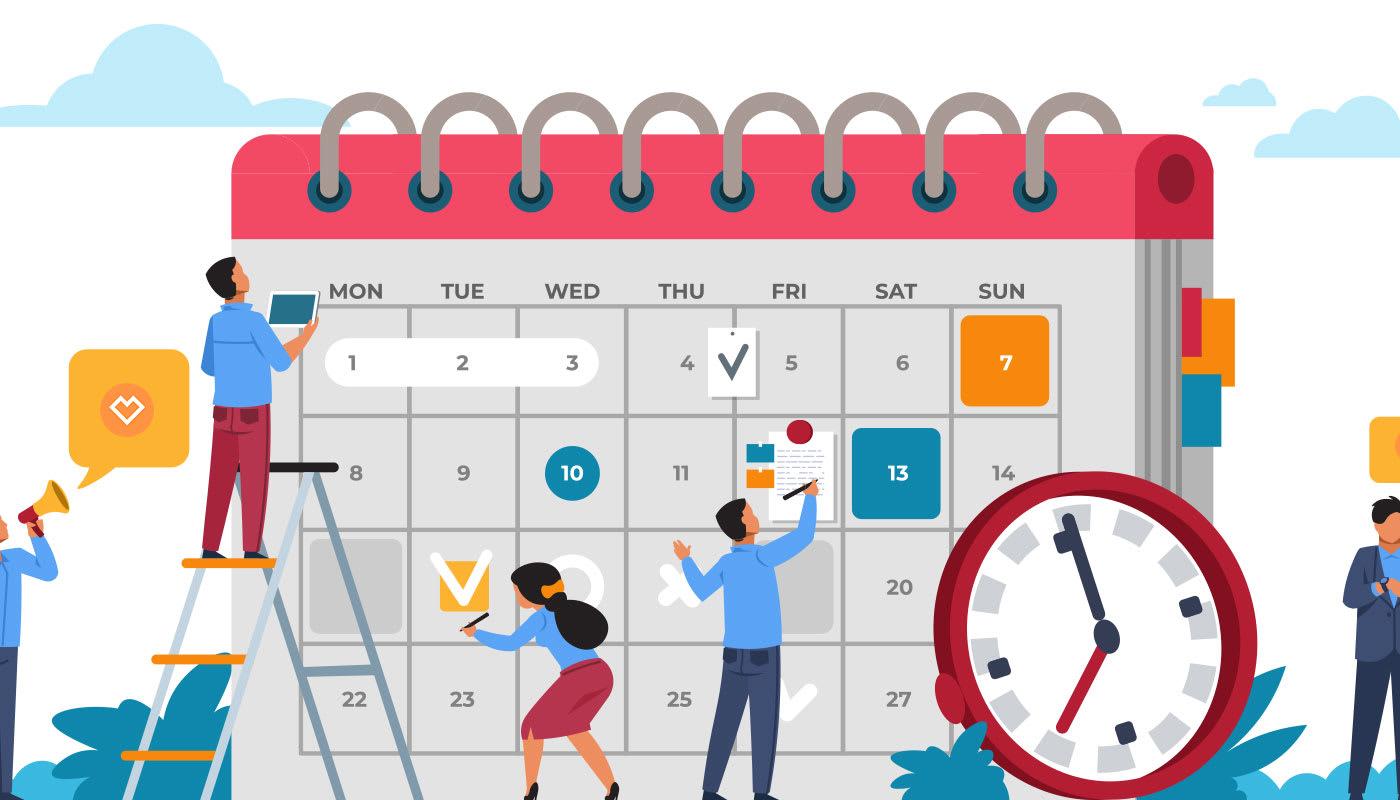 Plane Deine Shop-Aktionen: März – Juni 2020