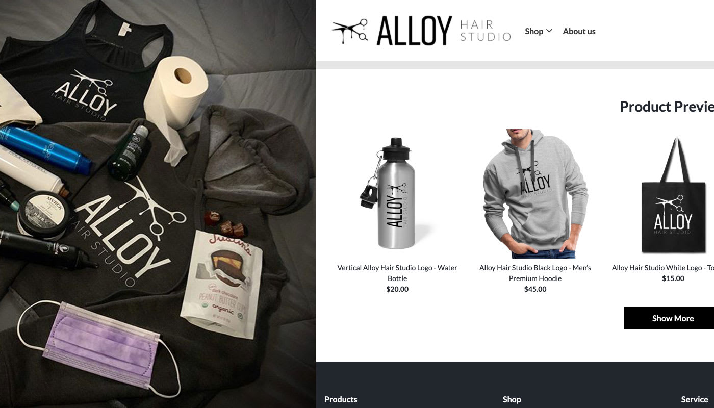 Stronger Together with Alloy Hair Studio