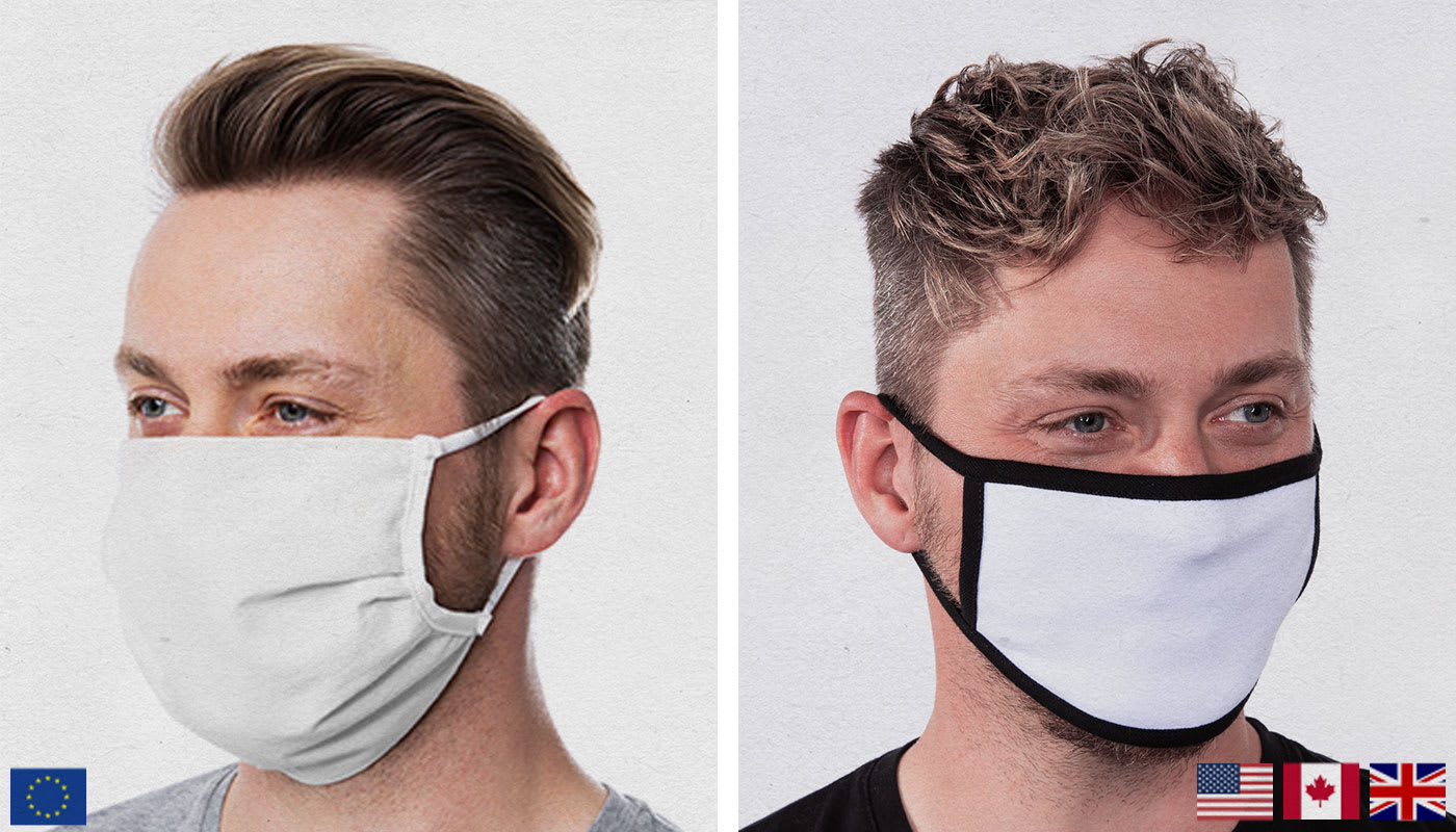 Face Masks Available for Promo Campaigns from June 4th