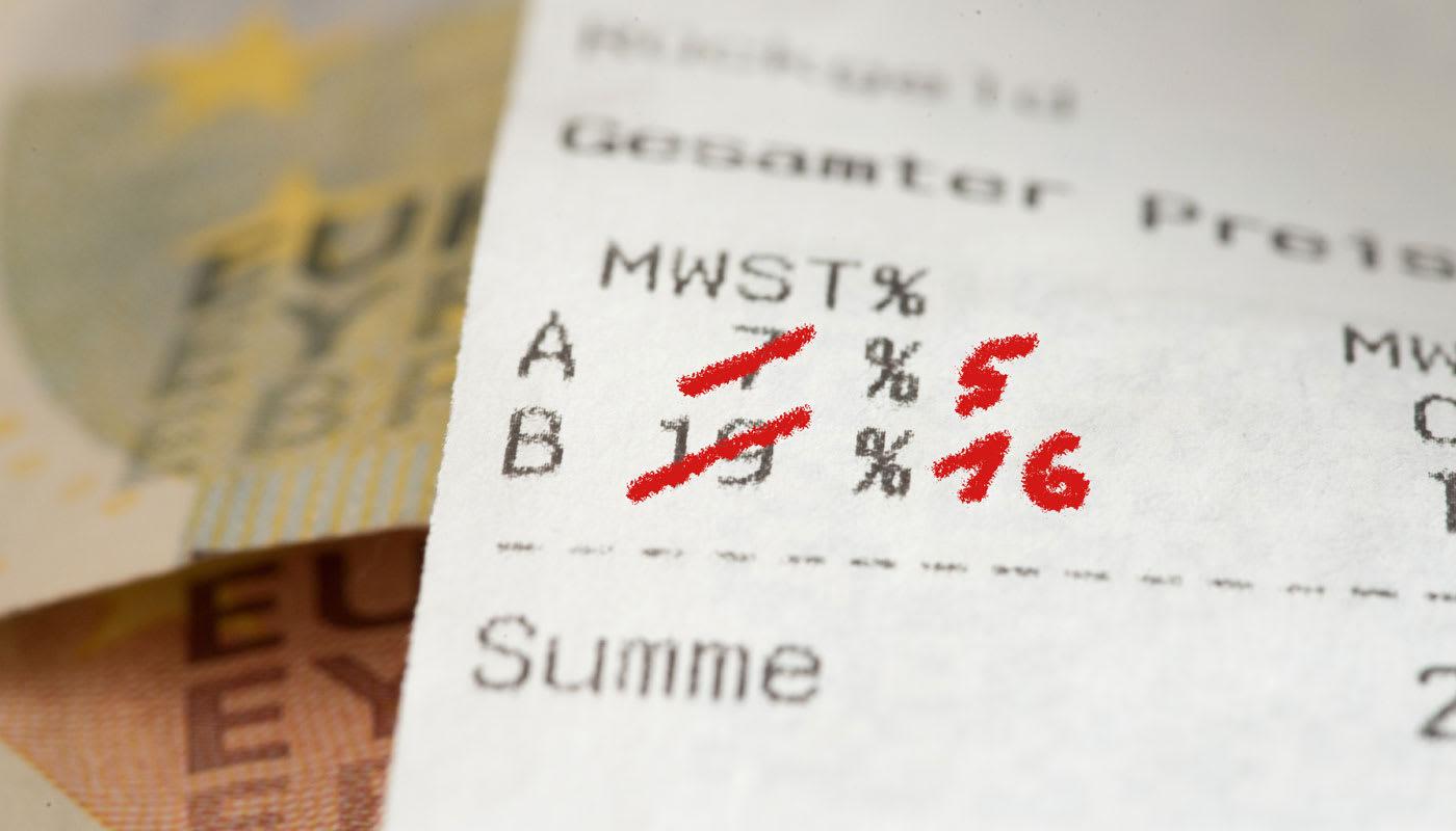 Was bedeutet die Mehrwertsteuer-Senkung für meinen Shop?