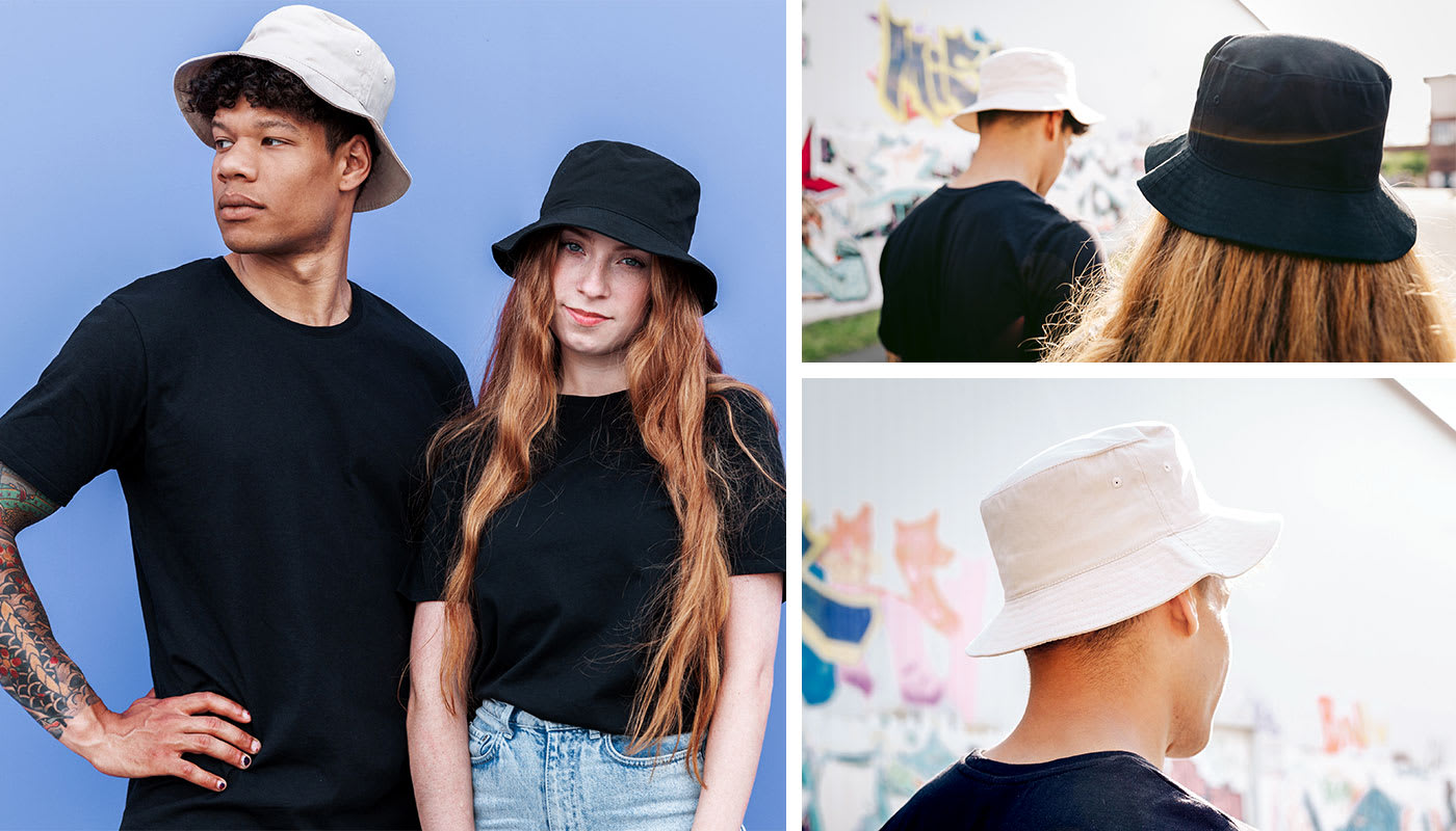 NEW: Bucket Hat (North America & Oceania)