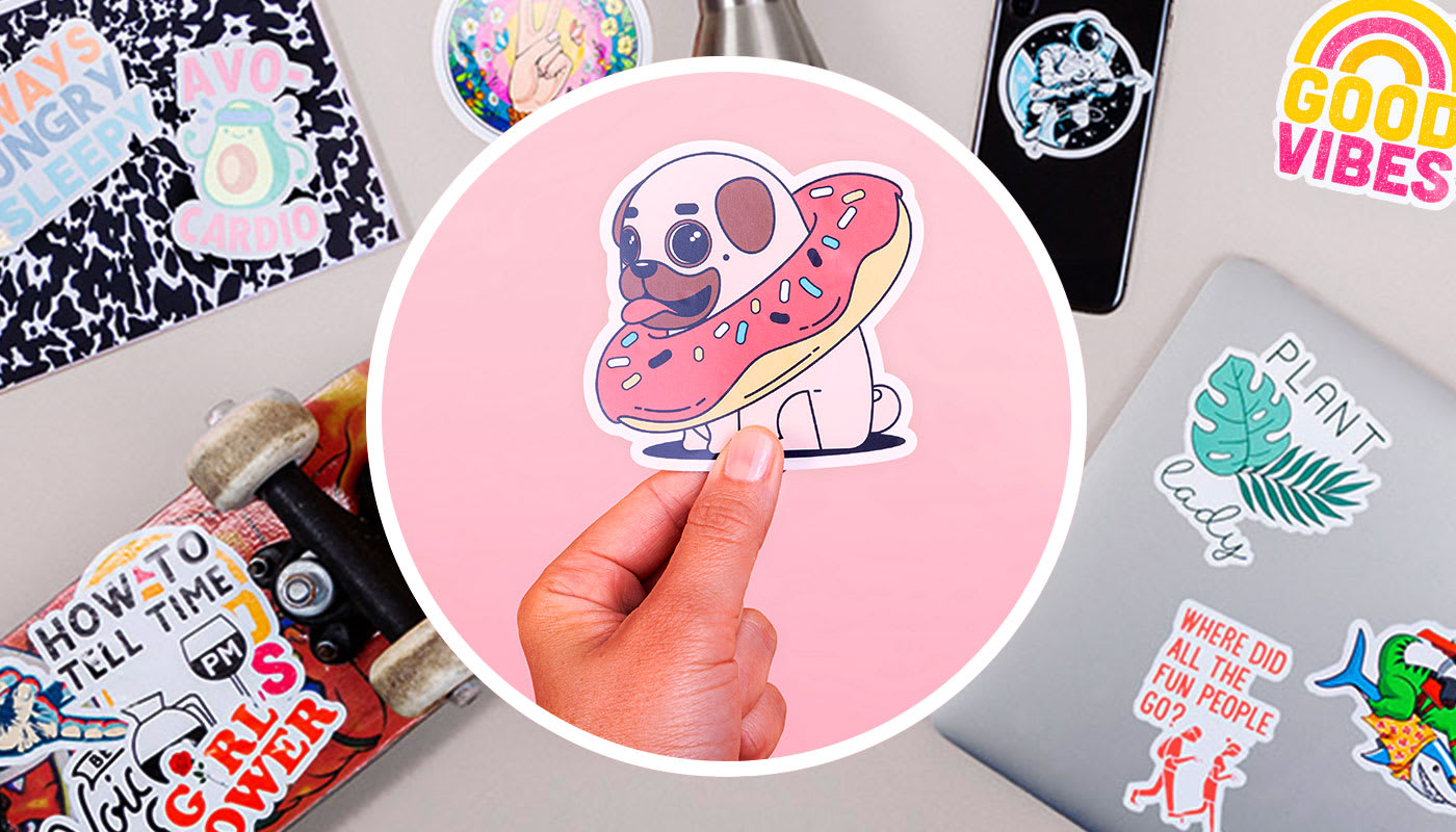 NEW: Stickers