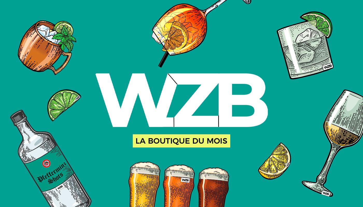 La boutique du mois – WZB