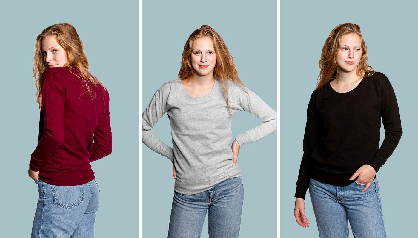 NEW: Classic Women's Sweatshirt (Europe)