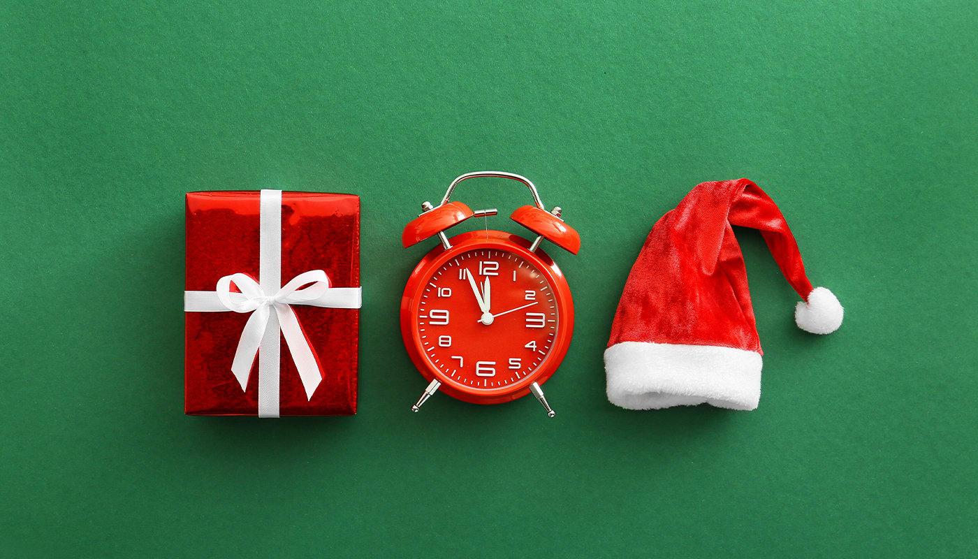 Holiday Season Order Deadlines 2020