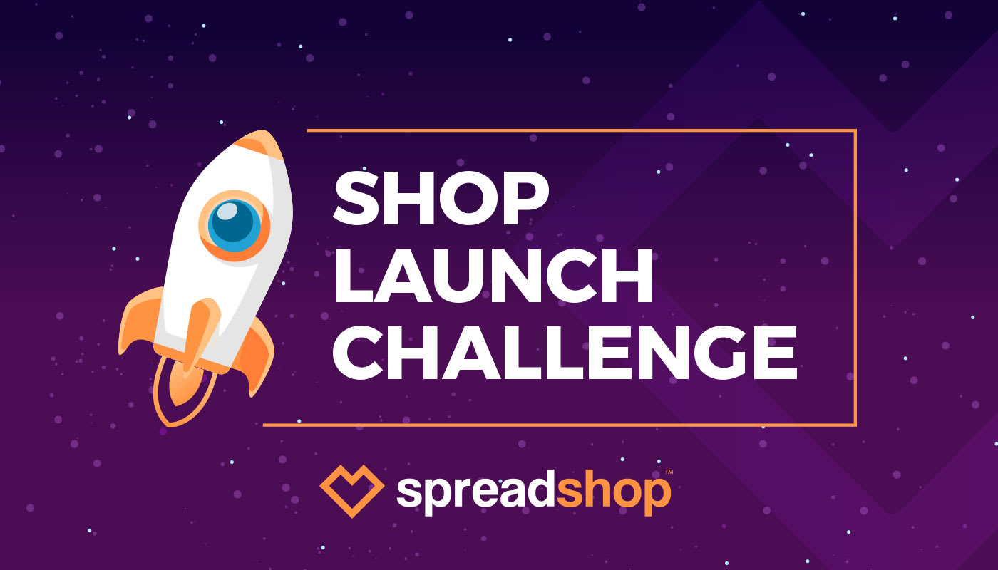 Join our Shop Launch Challenge to win cash prizes & more!