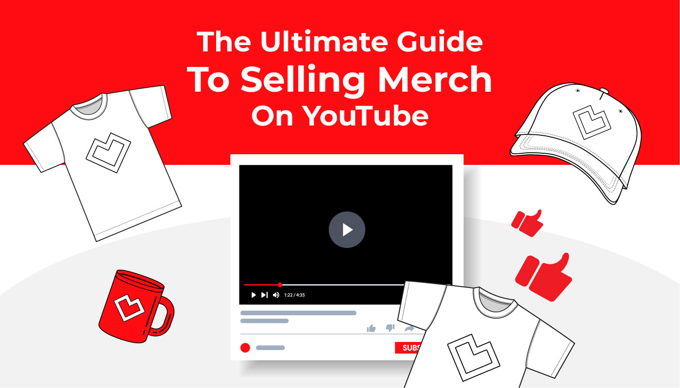 Youtuber Merch: The Ultimate Guide To Selling with Spreadshop