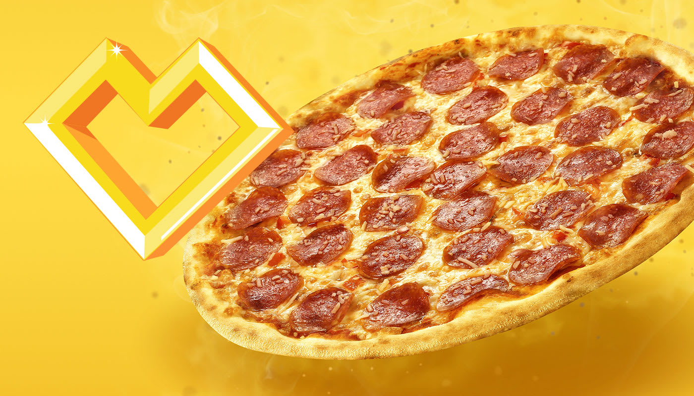 Introducing: PIZZA-ON-DEMAND