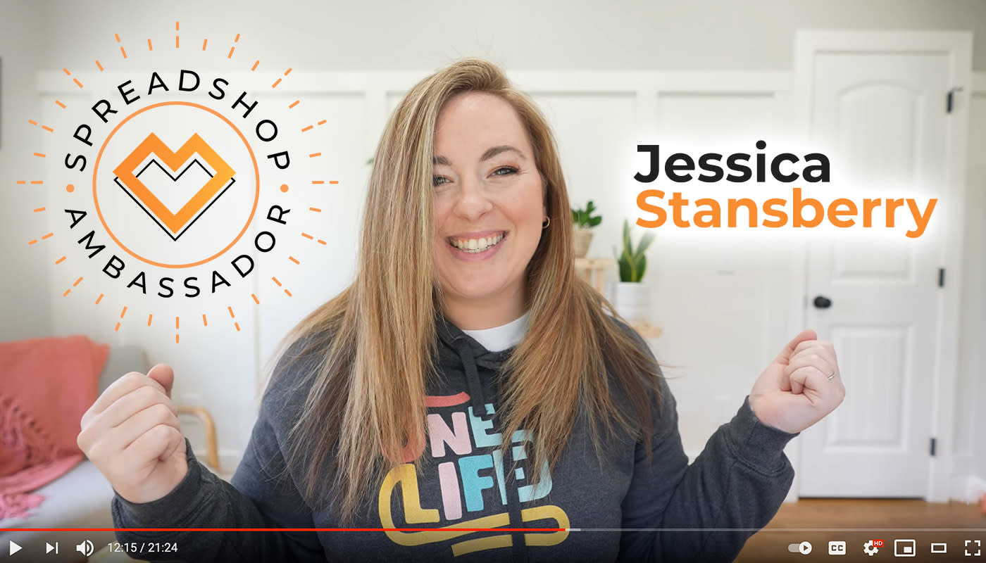 How to work less and live more with Jessica Stansberry!