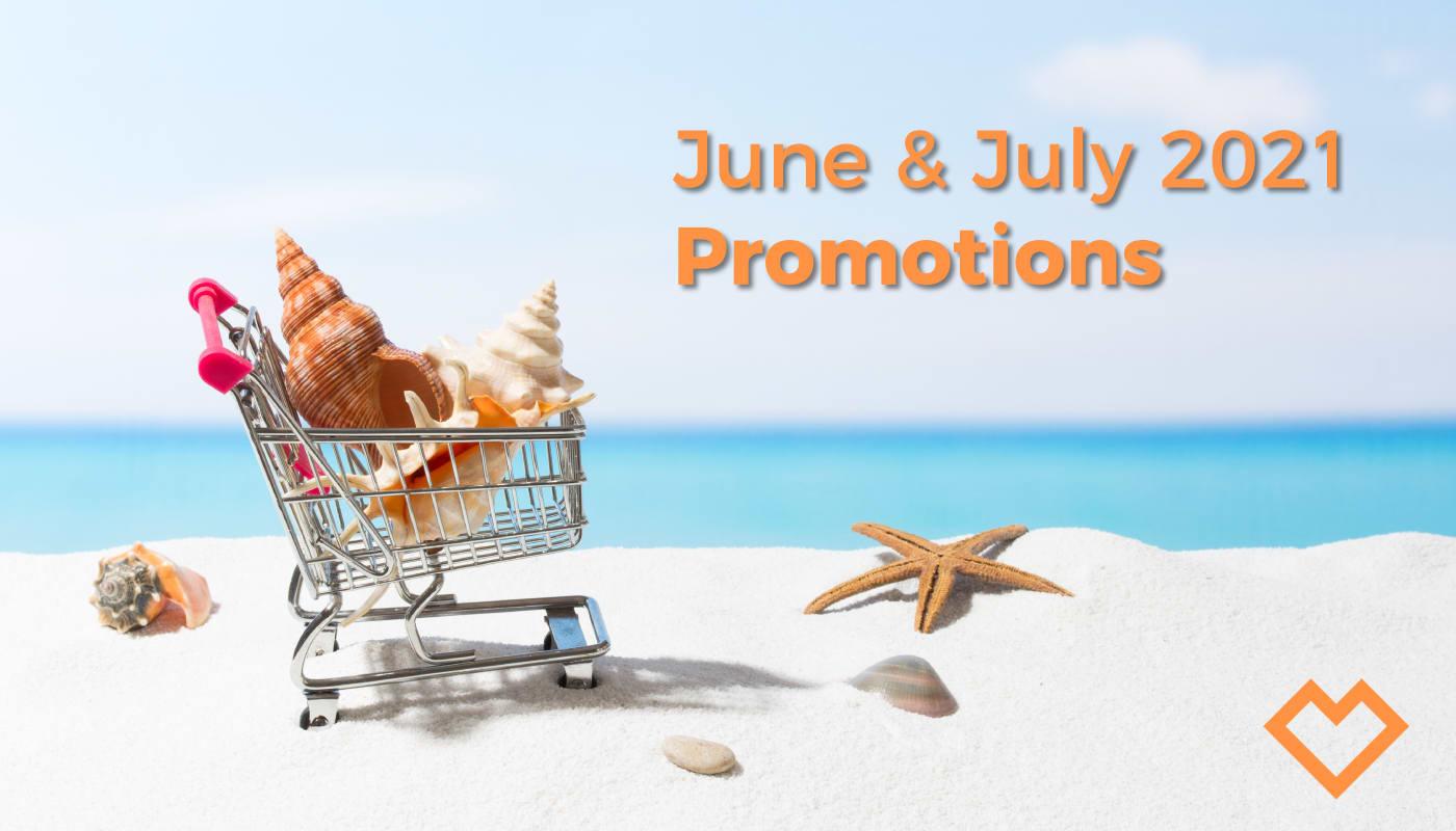 Summer Shop Refresh & Promos