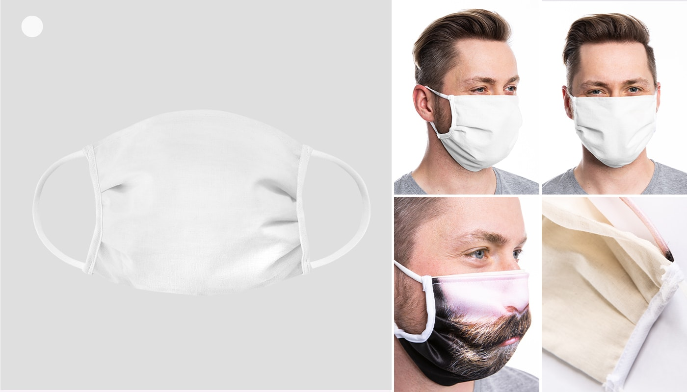 NEW: Face mask (Europe only)