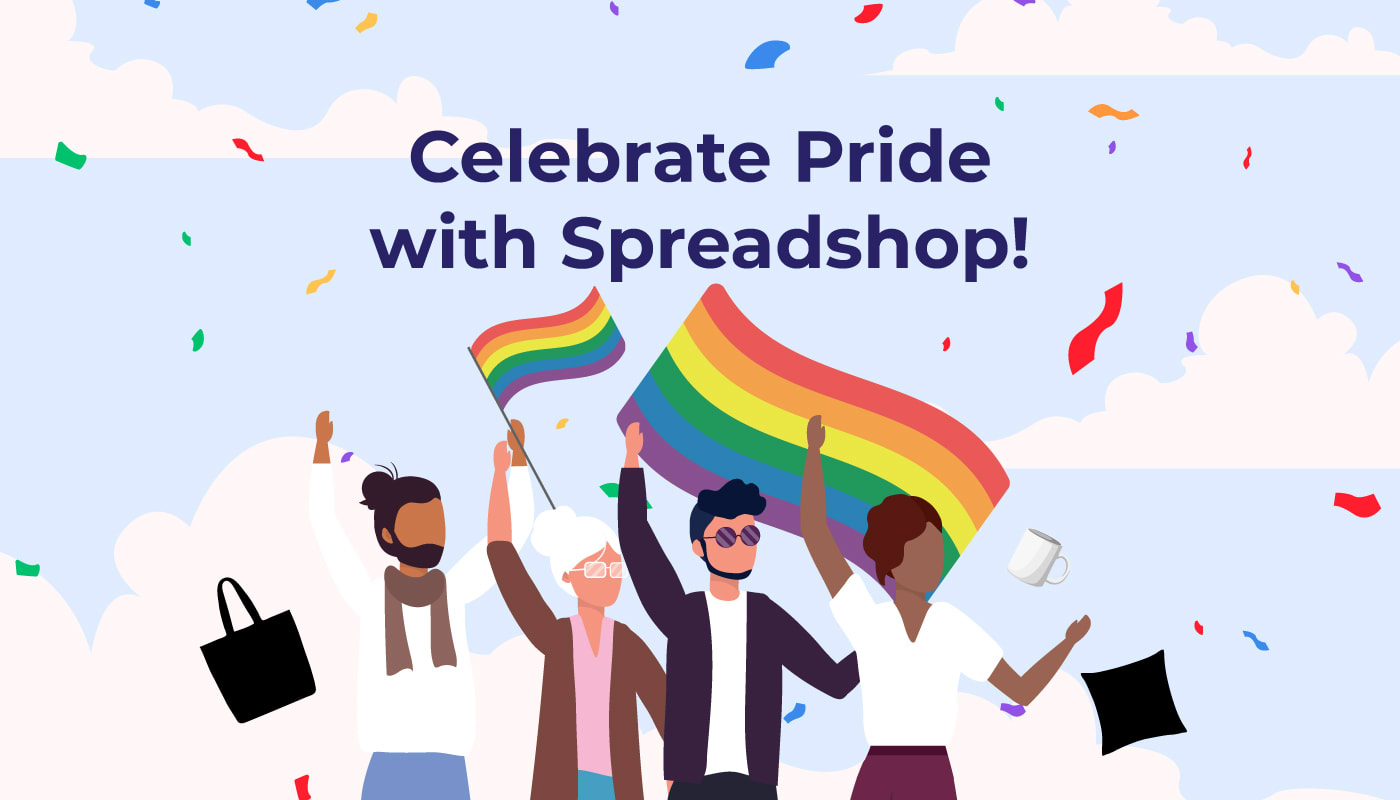 Celebrate Pride With Spreadshop