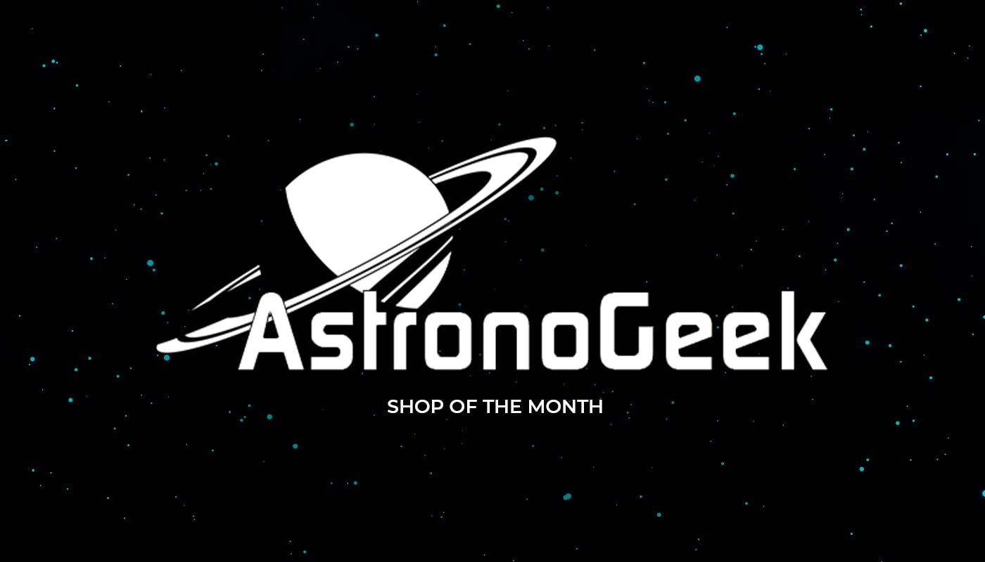 Shop of the Month: AstronoGeek