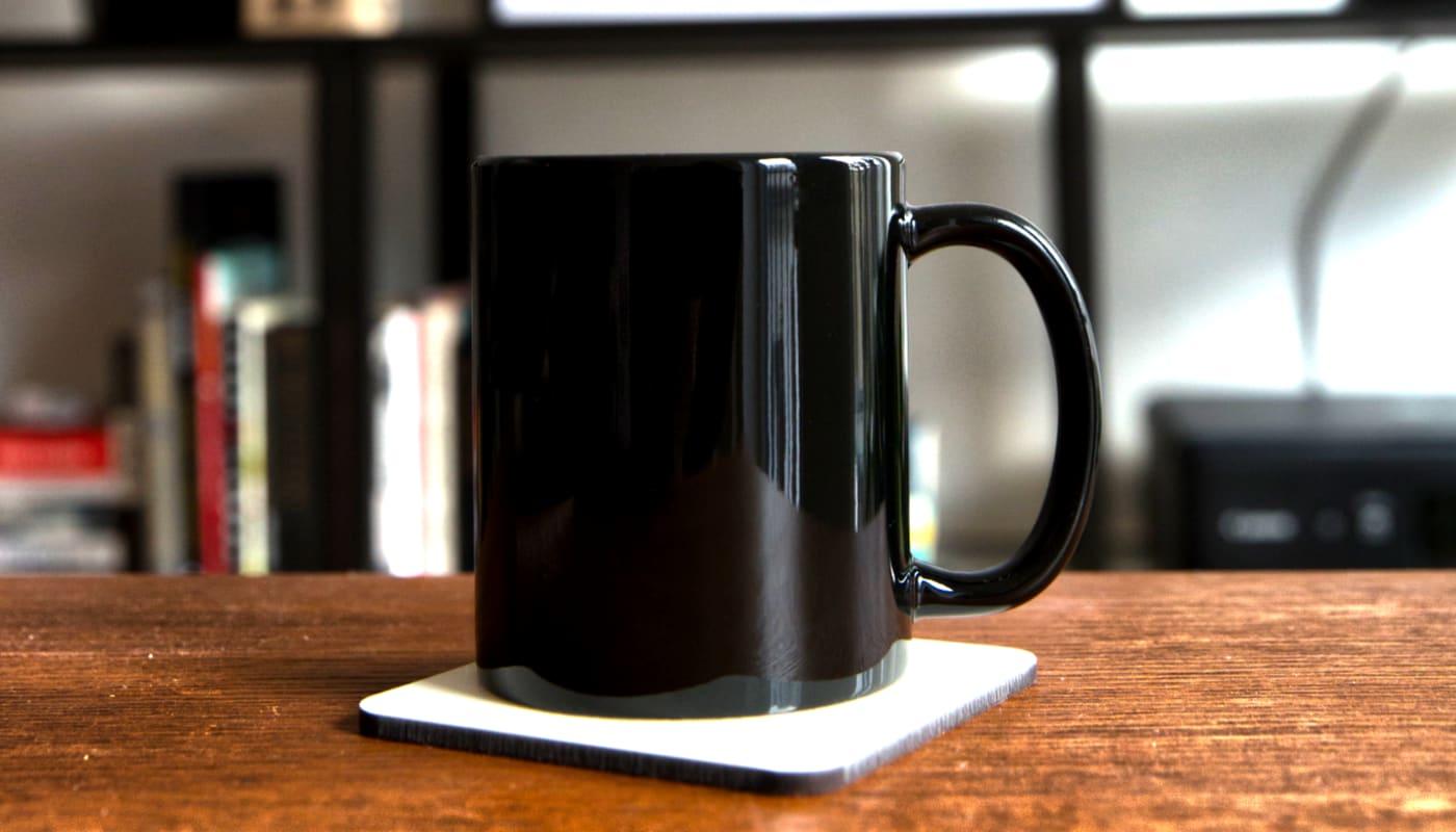 New Mug Printing Technique