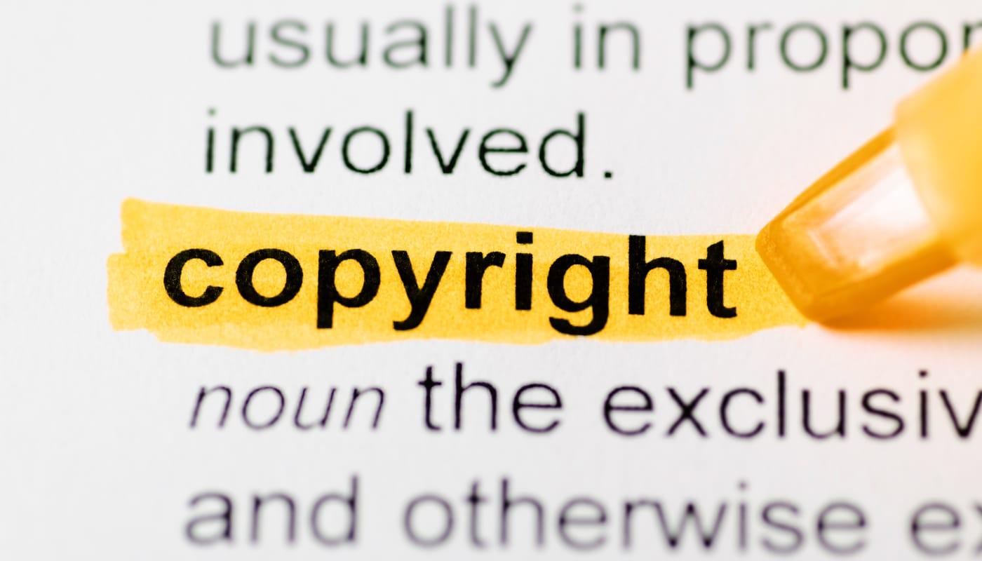 Urheberrecht für Shopbetreiber