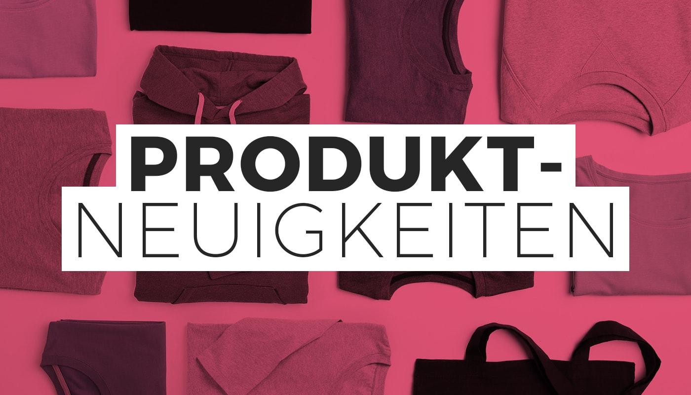 Produktneuigkeiten für April 2019