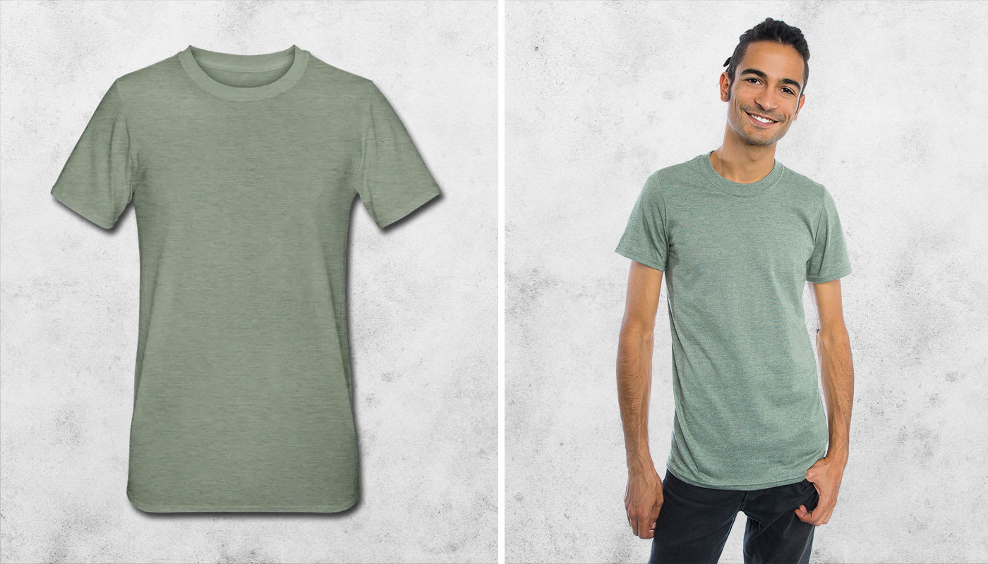 NEU: Unisex Polycotton Shirt