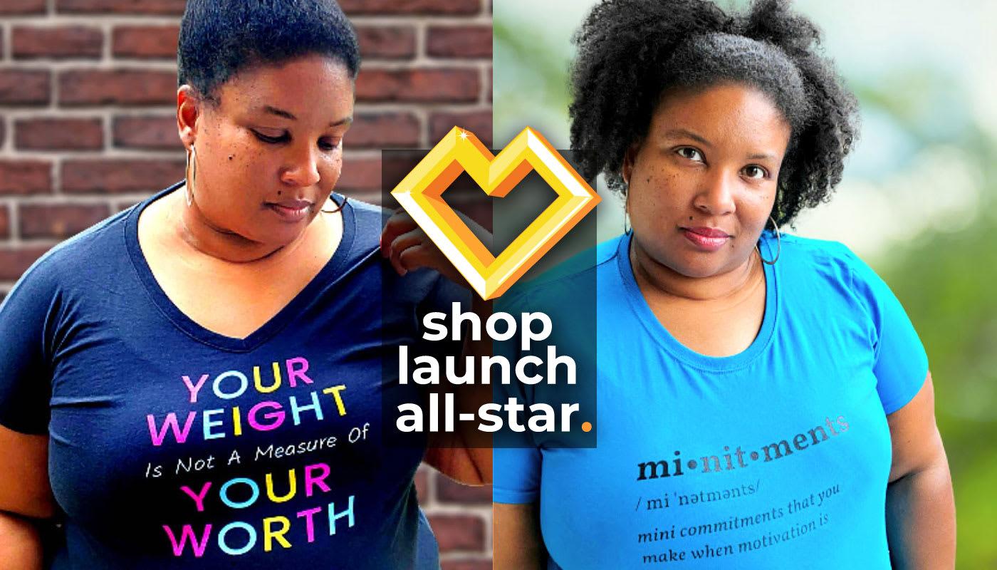 Shop Launch All-Star: Malaika Burley