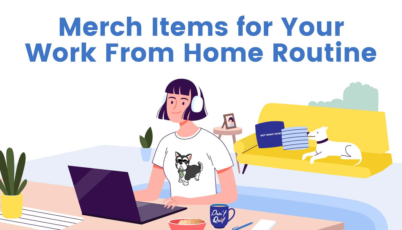 Mech Items for Your Work From Home Routine