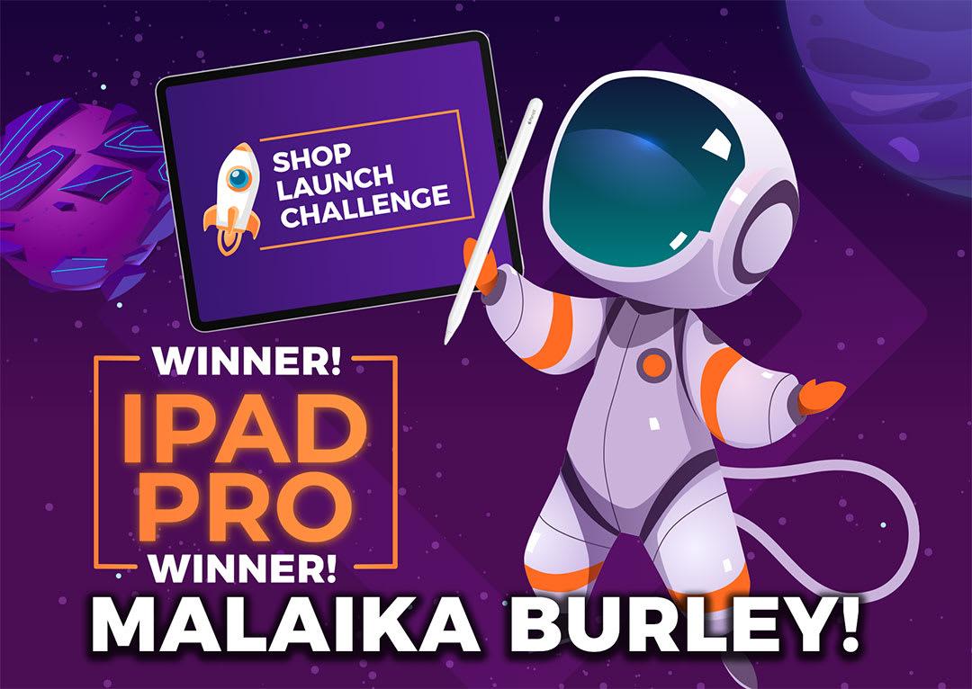 iPad Pro Winner!