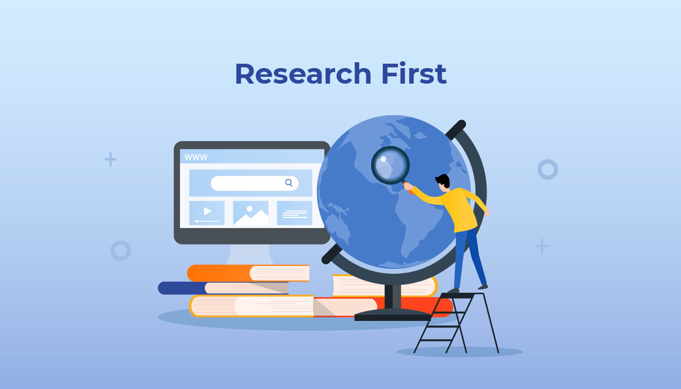 Research First