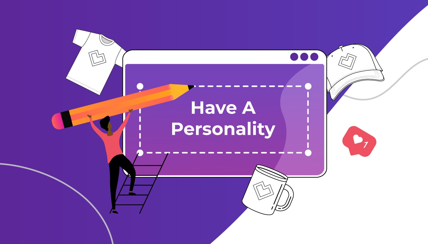 Have a Personality