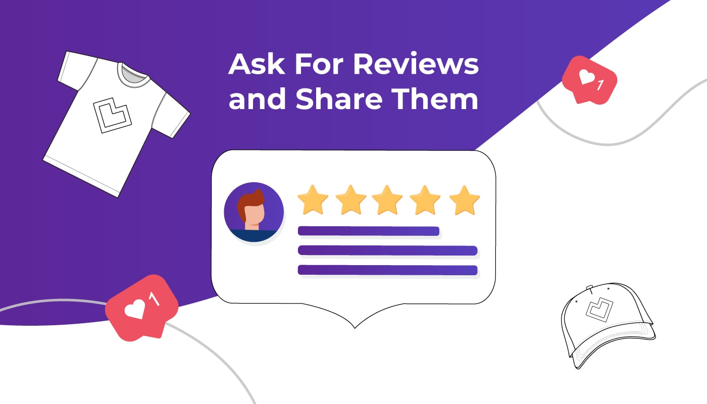Ask for Reviews