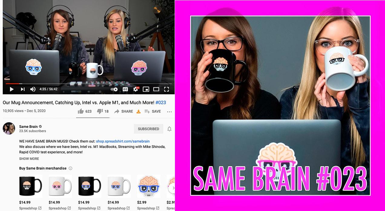 Same Brain Podcast