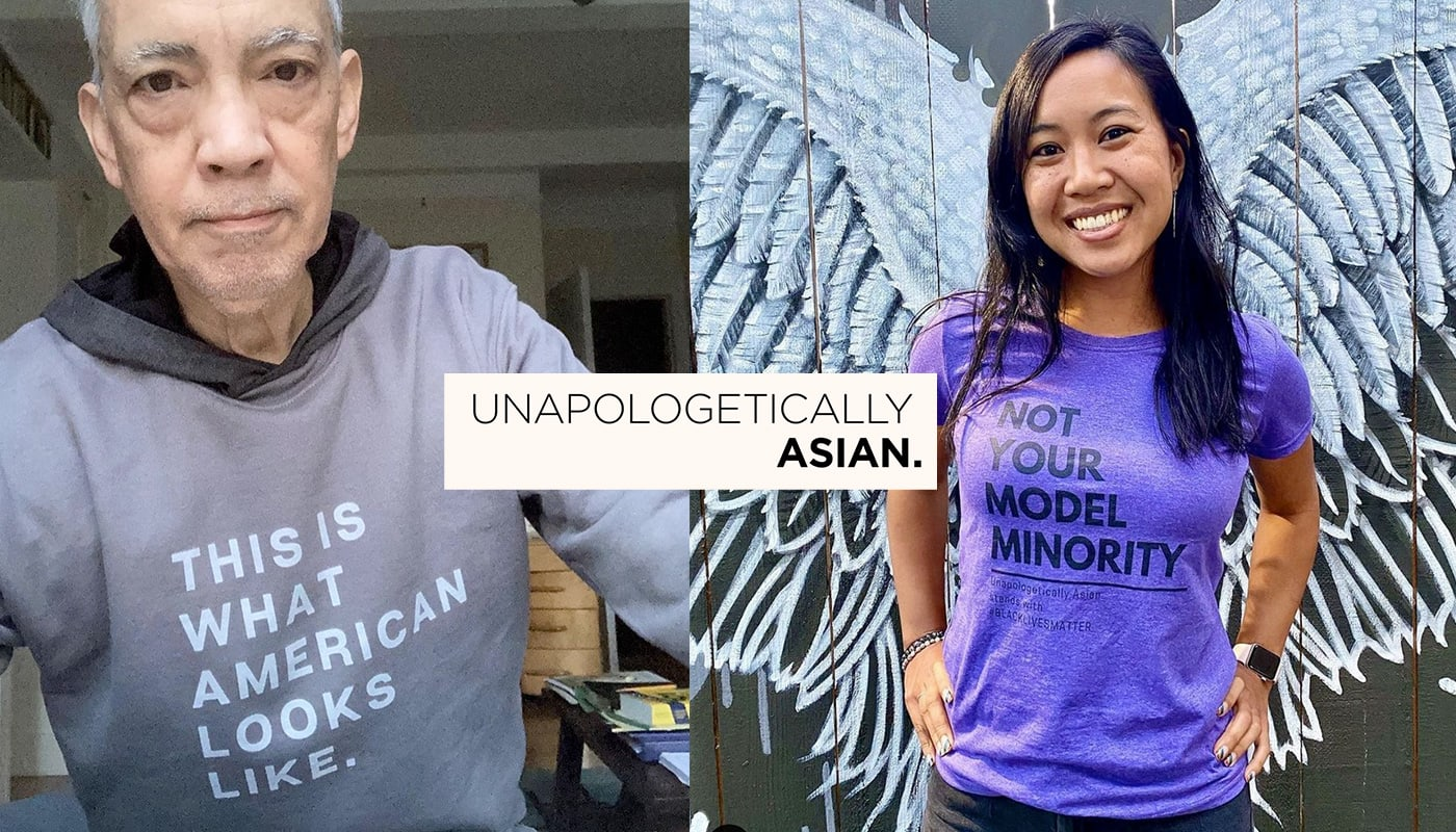 Unapologetically Asian