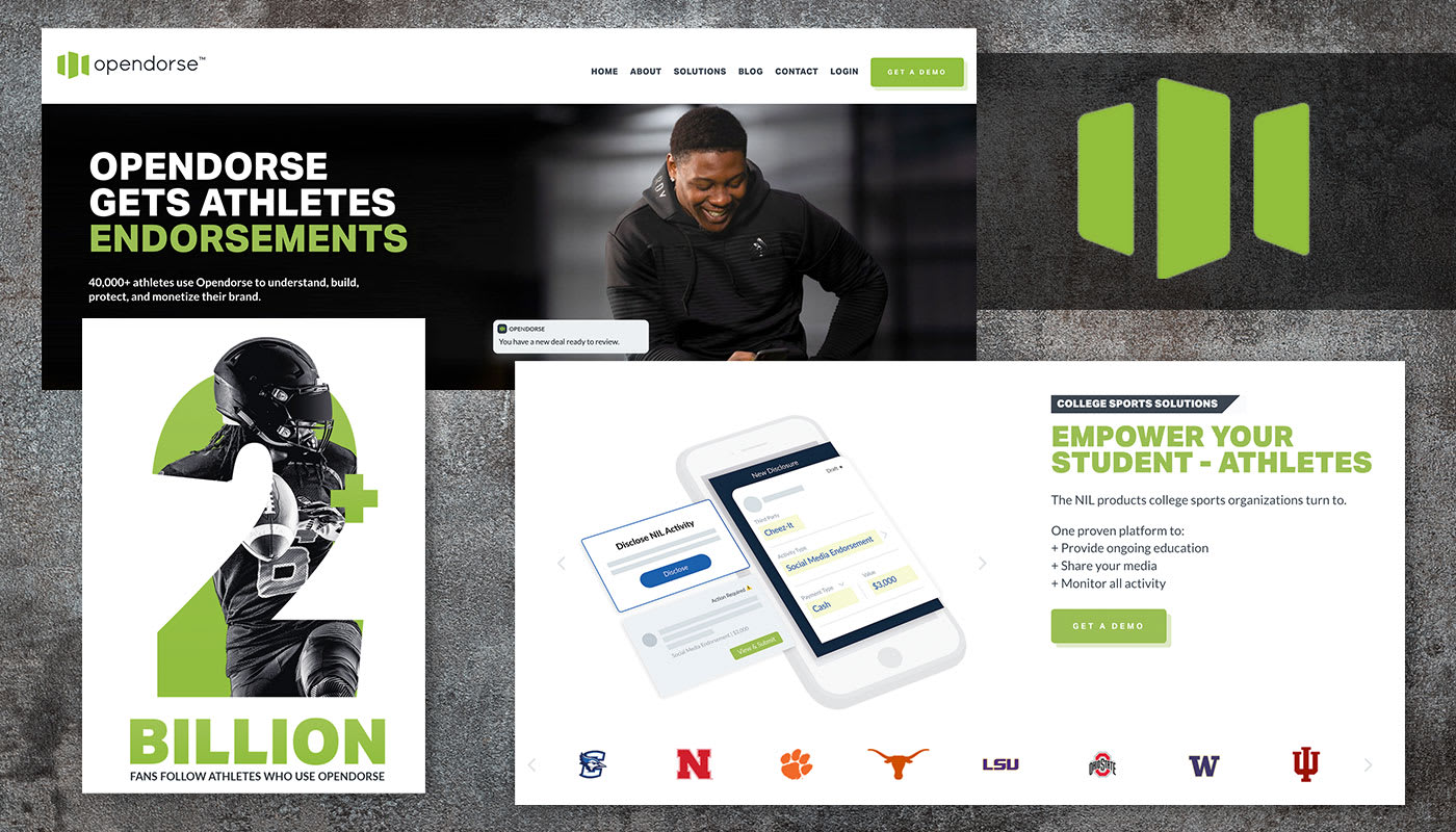 Merchandise for College Athletes