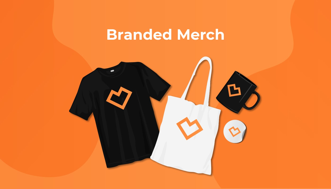 What is Branded Merch?
