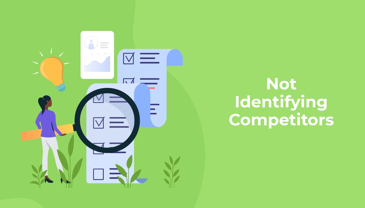 Not Identifying Competitors