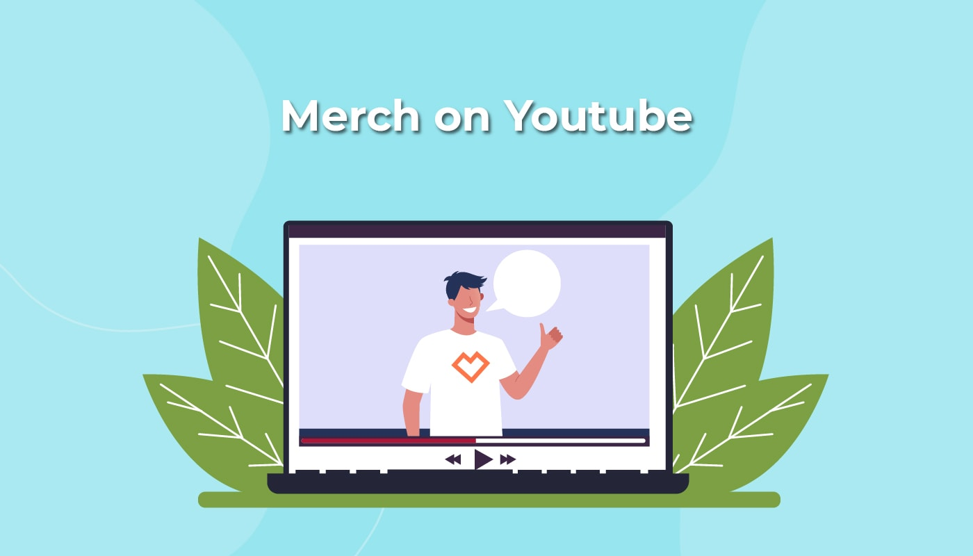 Merch on Youtube