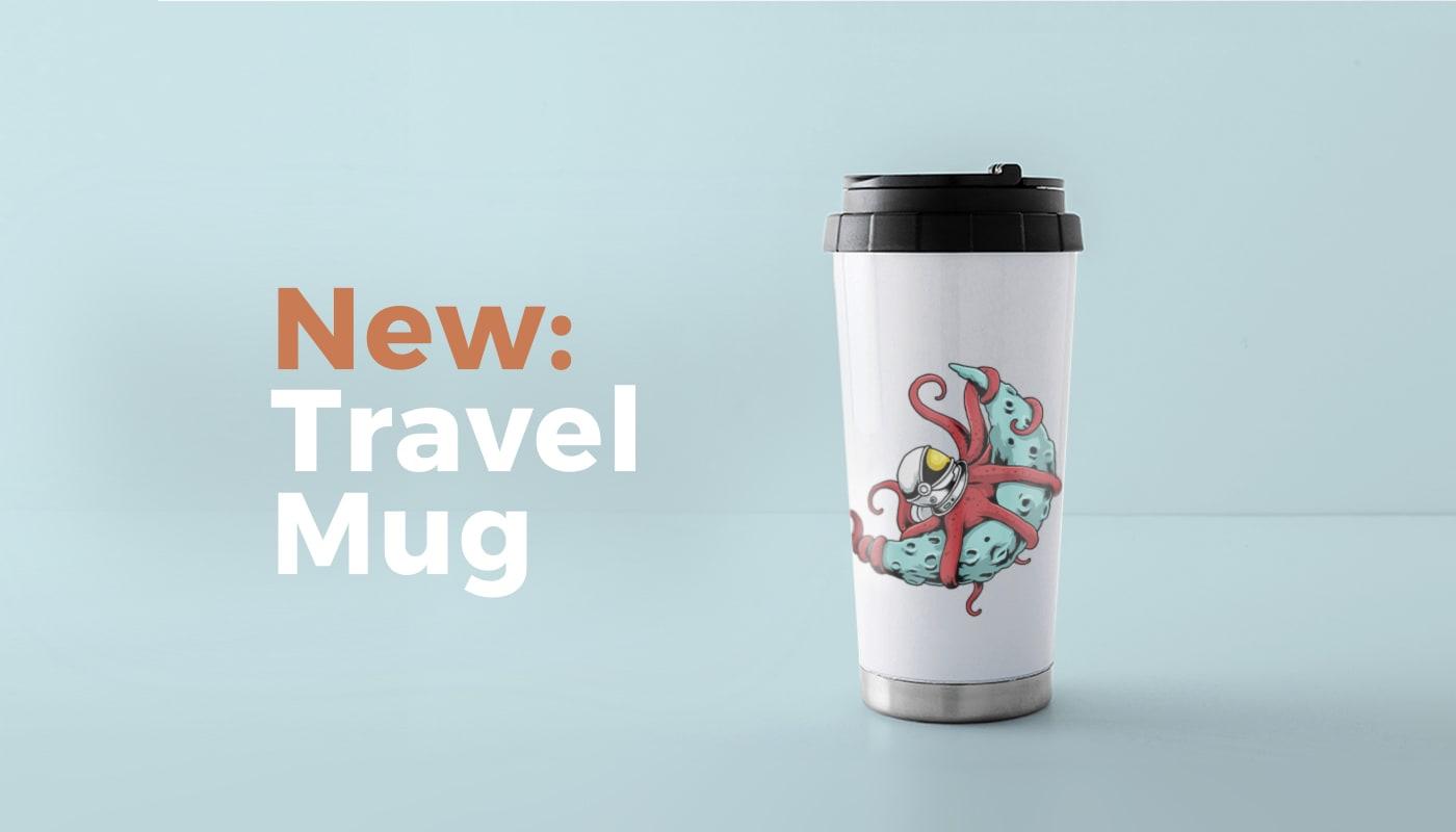 NEW: Replacement Travel Mug