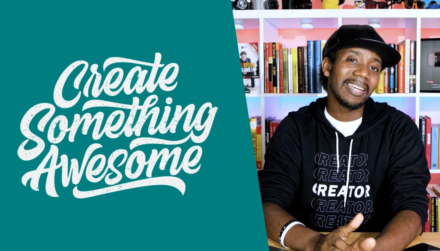 Create Something Awesome
