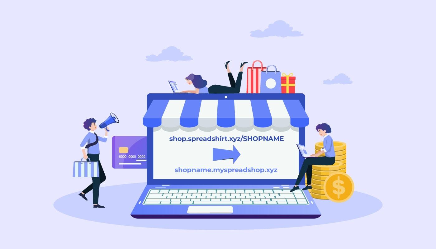 Umstellung auf neue Shop-Domain abgeschlossen
