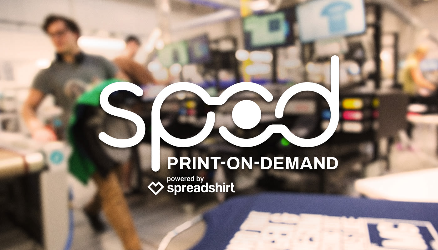 Introducing SPOD: the Newest Member of the Spreadshop Family